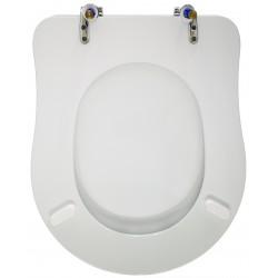 Copriwater coprivaso sedile wc tavoletta Antalia, Dolomite
